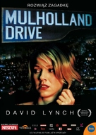 Mulholland Dr. - Polish Movie Poster (xs thumbnail)