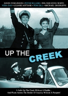 Up the Creek - DVD cover (xs thumbnail)