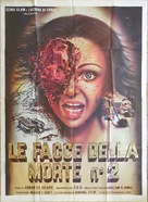 Faces Of Death 2 - Italian Movie Poster (xs thumbnail)