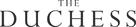 The Duchess - Logo (xs thumbnail)