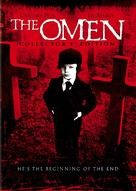 The Omen - DVD cover (xs thumbnail)