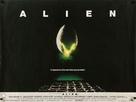 Alien - British Movie Poster (xs thumbnail)