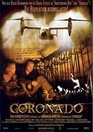 Coronado - German Movie Poster (xs thumbnail)
