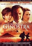 Ginostra - Spanish Movie Poster (xs thumbnail)