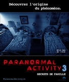 Paranormal Activity 3 - Swiss Movie Poster (xs thumbnail)