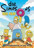 The Simpsons Movie - Swiss Movie Poster (xs thumbnail)