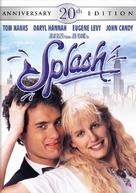 Splash - DVD movie cover (xs thumbnail)