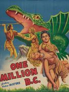 One Million B.C. - Indian Re-release poster (xs thumbnail)