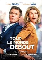 Tout le monde debout - Swiss Movie Poster (xs thumbnail)