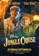 Jungle Cruise - Indian Movie Poster (xs thumbnail)