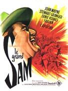 North to Alaska - French Movie Poster (xs thumbnail)