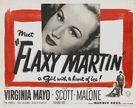 Flaxy Martin - Movie Poster (xs thumbnail)