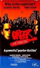 Copkiller (l'assassino dei poliziotti) - VHS cover (xs thumbnail)