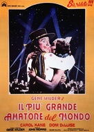 The World's Greatest Lover - Italian Theatrical poster (xs thumbnail)