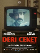 Le daim - Turkish Movie Poster (xs thumbnail)