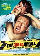 Eyjafjallajökull - German Movie Poster (xs thumbnail)