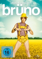 Brüno - German Movie Cover (xs thumbnail)