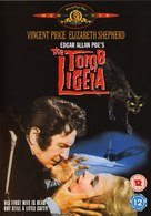 The Tomb of Ligeia - British Movie Cover (xs thumbnail)