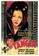 Tangier - French Movie Poster (xs thumbnail)