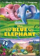 The Blue Elephant - DVD cover (xs thumbnail)