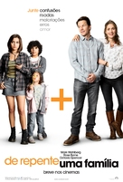 Instant Family - Brazilian Movie Poster (xs thumbnail)
