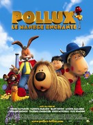The Magic Roundabout - French Movie Poster (xs thumbnail)