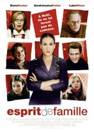 The Family Stone - French Movie Poster (xs thumbnail)
