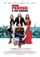 How to Lose Friends & Alienate People - Mexican Movie Poster (xs thumbnail)