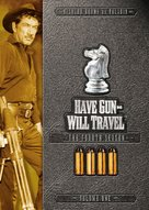 """Have Gun - Will Travel"" - DVD movie cover (xs thumbnail)"