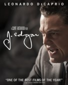 J. Edgar - Blu-Ray movie cover (xs thumbnail)