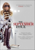 The September Issue - Movie Cover (xs thumbnail)