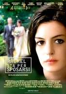 Rachel Getting Married - Italian Movie Poster (xs thumbnail)