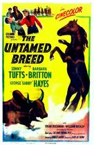 The Untamed Breed - Movie Poster (xs thumbnail)