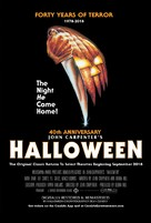 Halloween - Re-release poster (xs thumbnail)