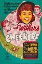 Checkers - Movie Poster (xs thumbnail)