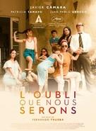 El olvido que seremos - French Movie Poster (xs thumbnail)