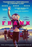 Frank - British Movie Poster (xs thumbnail)