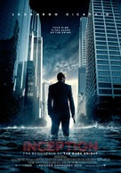 Inception - Danish Movie Poster (xs thumbnail)
