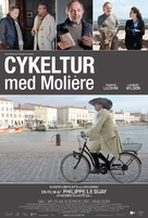 Alceste à bicyclette - Danish Movie Poster (xs thumbnail)