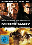 The Lazarus Papers - German DVD cover (xs thumbnail)