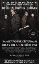 True Grit - Brazilian Movie Poster (xs thumbnail)