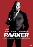 Parker - Czech DVD movie cover (xs thumbnail)