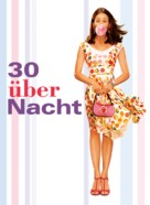 13 Going On 30 - German Movie Poster (xs thumbnail)