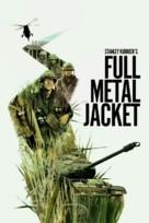 Full Metal Jacket - Movie Cover (xs thumbnail)