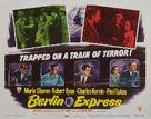 Berlin Express - Movie Poster (xs thumbnail)