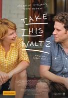 Take This Waltz - Australian Movie Poster (xs thumbnail)