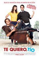 I Love You, Man - Spanish Movie Poster (xs thumbnail)