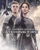 The Hunger Games: Catching Fire - Blu-Ray movie cover (xs thumbnail)