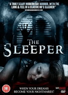 The Sleeper - British Movie Cover (xs thumbnail)
