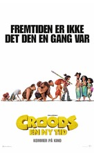 The Croods: A New Age - Norwegian Movie Poster (xs thumbnail)